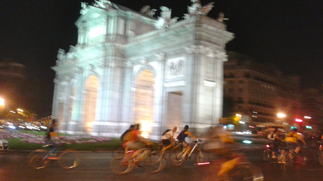 Car-Centric Spain Begins To Embrace The Bicycle - NPR (blog) | Madrid Trending Topics and Issues | Scoop.it