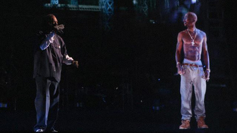 "Tupac ""hologram"" merely pretty cool optical illusion 
