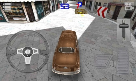 Android Classic Car Parking İndir | Android Oyunları ve Uygulama İndir | Apk İndir | Scoop.it