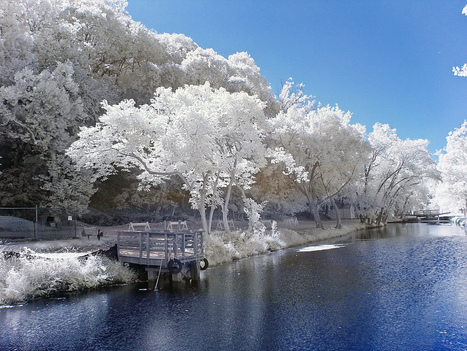 30 Stunning Infrared Photographs | Digital Photography Magazine | Everything from Social Media to F1 to Photography to Anything Interesting | Scoop.it