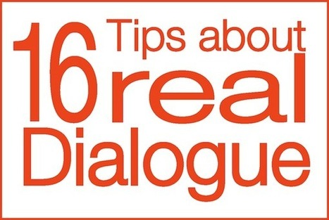 16 Observations About Real Dialogue ~ The Write Practice | Scriveners' Trappings | Scoop.it