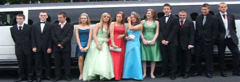 Boys spending nearly as much as girls on their school proms | Limo and Wedding Hire | Scoop.it