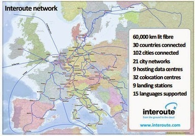 Interoute to Acquire Vtesse for UK Network and Data Center | Cloud | Scoop.it