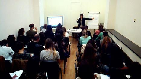 ...o vedere una ex allieva diventare docente del Master.... | Eidos Communication 2013 | Scoop.it