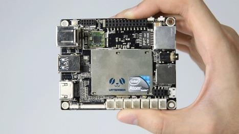 Lattepanda: Windows-10-Einplatinenrechner mit Arduino an Bord | embedded fun | Scoop.it