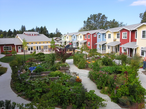 Cohousing: The Secret to Sustainable UrbanLiving? | green streets | Scoop.it