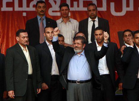 Egypte : le président élu Mohamed Morsi face à la place Tahrir | Égypt-actus | Scoop.it