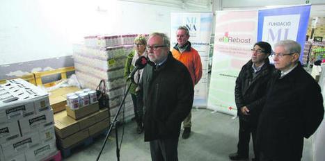 5.400 kilos de alimentos para el Rebost   Terrassa: economia i societat   Scoop.it