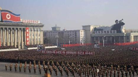 N. Korea holds rally against UN rights resolution | Korea, Sun Myung Moon, Unification | Scoop.it