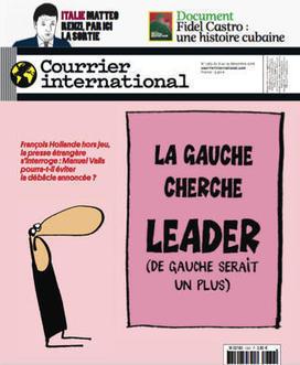 Courrier international n°1362 - 08/12/2016   Infothèque BBS Brest - L'actualité des revues   Scoop.it