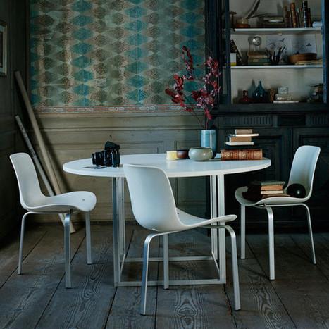 Monday Morsel: Fritz Hansen PK8 Chair   Danish Design Blog   Poul Kjærholm   Scoop.it