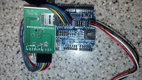 joshlillie.com » SainSmart 1.8 SPI LCD Module with MicroSD LED Backlight   Arduino&Raspberry Pi Projects   Scoop.it
