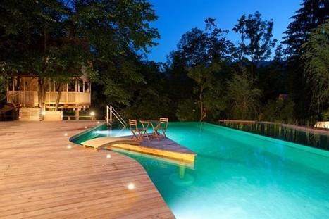 Les hôtels d´exception et les espaces de loisirs se parent de baignades naturelles BIOTOP | BIOTOP - Baignades & piscines  ecologiques - Jardin | Scoop.it