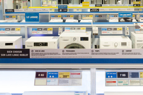 Category management : Electrolux a choisi Brio ! | Retail Design Review | Scoop.it