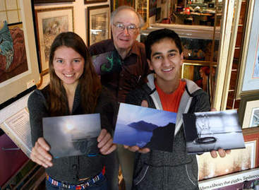 Barrington students raise money through art - Barrington Courier-Review | Amazing Rare Photographs | Scoop.it
