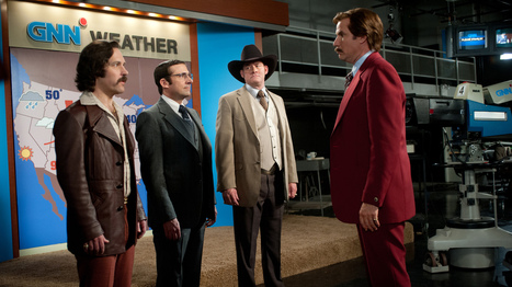 The 'Anchorman' Legend Continues, And It's Everywhere | Psychology of Consumer Behaviour | Scoop.it