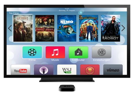 Software-Update statt Apple TV 4 - keine neue Hardware dieses Jahr - Apfelpage.de | Hardware und Software | Scoop.it