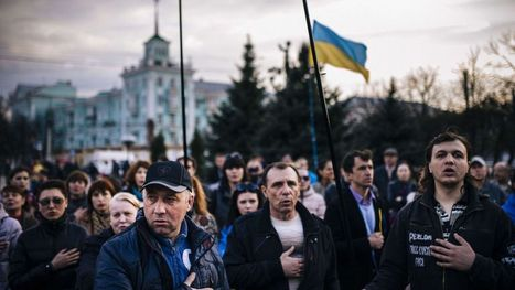 Ukraine: des hommes armés réclament une fédéralisation du pays - RTBF Monde | News | Scoop.it