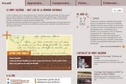 Hommage aux 1010 fusillés : un site Web pour le Mont-Valérien | Généalogie et histoire, Picardie, Nord-Pas de Calais, Cantal | Scoop.it
