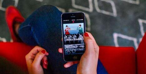 Dorothy, l'appli pour s'échapper d'un traquenard - Le Paradis du Web | Les dernières innovations digitales | Scoop.it