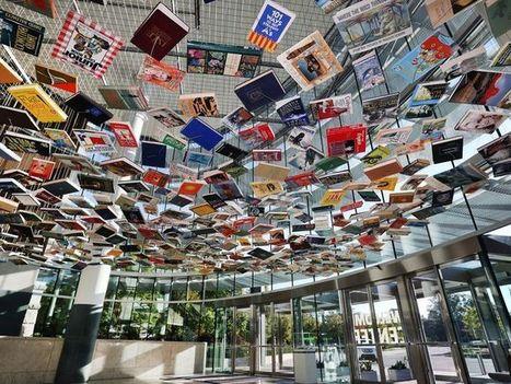 Artist reimagines books as sculpture at IMA | American Biblioverken News | Scoop.it