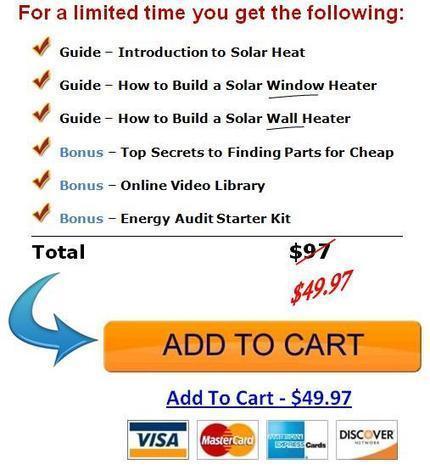 Solar Heater Guides by SolarDIYpros | Education, Health, B2B, DIY Guide, Solar Energy, Reducing Energy Bills, Wholesale, Retail, Real Estate | Scoop.it