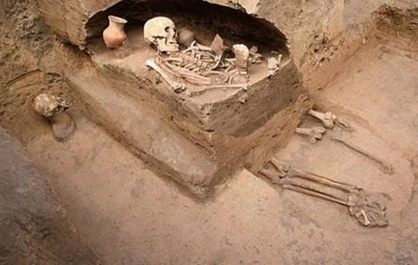 Extraños sacrificios humanos aparecen en unas tumbas prehistóricas chinas | Arqueología, Historia Antigua y Medieval - Archeology, Ancient and Medieval History byTerrae Antiqvae | Scoop.it