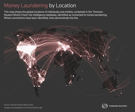 Why the fight against money laundering never stops | Blog | Thomson Reuters Financial & Risk | Ethics? Rules? Cheating? | Scoop.it