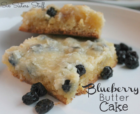 Blueberry Butter Cake | medical fraud | Scoop.it