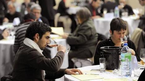 Salon des vins de Loire. 2374 cuvées au concours des ligers | Le vin quotidien | Scoop.it