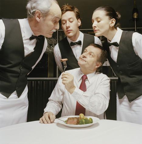 Si vous avez un mauvais service, c'est peut-être parce que vous êtes un mauvais client | Qualité | Scoop.it