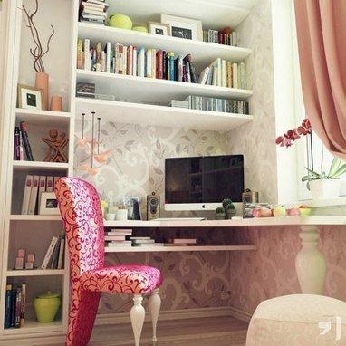 Teen Bedrooms As Their Private Quarters | Interior design | Scoop.it