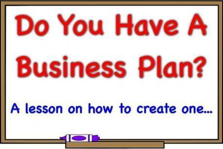 How To Build A Business Plan... | Business Tips & Tricks | Scoop.it