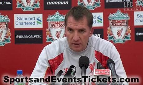 Rodgers Insists Premier League Rise of Liverpool is Gradual | Premier League Updates | Scoop.it