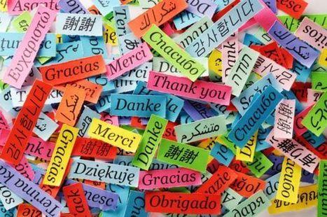 Mira este interesante mapa interactivo de los idiomas del mundo | Un poco del mundo para Colombia | Scoop.it
