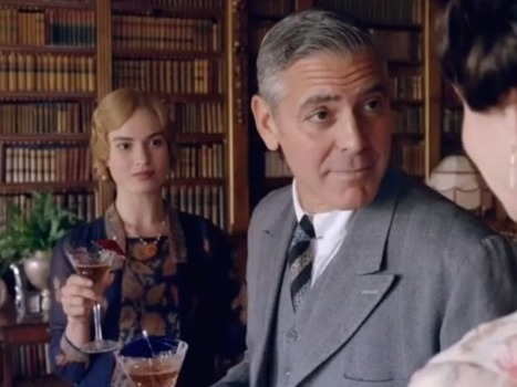 George Clooney's 'Downton Abbey' Role For Charity Was, As Expected, Absolutely Dreamy — VIDEO | Daring Fun & Pop Culture Goodness | Scoop.it