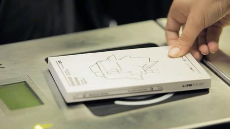 Un livre de poche comme ticket de métro | InnovationMarketing | Scoop.it