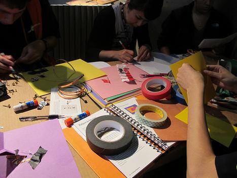 Pop-Up Prototypes | The Tinkering Studio Blog | Exploratorium | Kids who design, tinker, prototype and create | Scoop.it