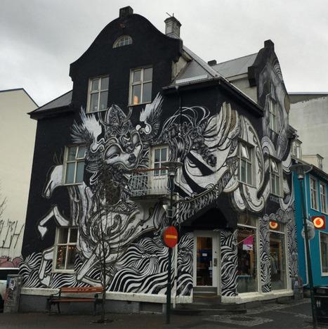 17 villes à visiter absolument pour les amateurs de street art | World of Street & Outdoor Arts | Scoop.it