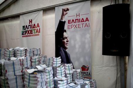 En Grèce, les grands chantiers de Syriza   Blanc grec   Scoop.it