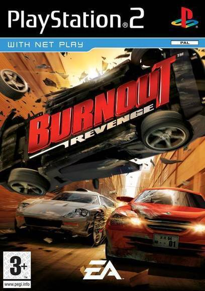 Burnout Revenge (PS2) | Buy PS4 Video Games United Kingdom | Scoop.it