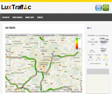 LuxTraffic | Luxembourg (Europe) | Scoop.it