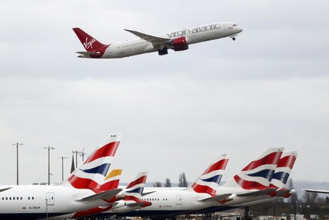 Virgin Atlantic just used behavioral science to 'nudge' its pilots into using less fuel. It worked | Business change | Scoop.it