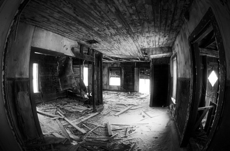 25 Dilapidated Images of Urban Decay and Grunge | Urban Decay Photography | Scoop.it