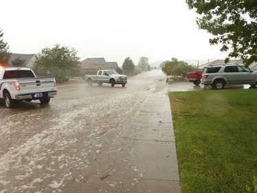 Heavy rain floods southern Utah towns (video) | Water Conservation for Lawn and Landscape | Scoop.it
