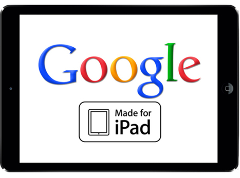 How to get the most out of Google's apps and services when using an iPad | St. Patrick's Professional Learning Network | Scoop.it