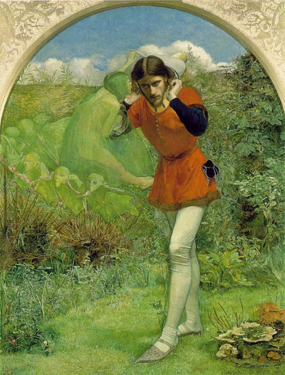 The Dance Of Life: Faery Folk Envisioned, Britain's Numinous Mystics Restored. | Fairy tales, Folklore, and Myths | Scoop.it
