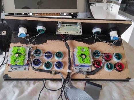 Raspberry Pi • View topic - Arcade Machine -- Help needed | Raspberry Pi | Scoop.it