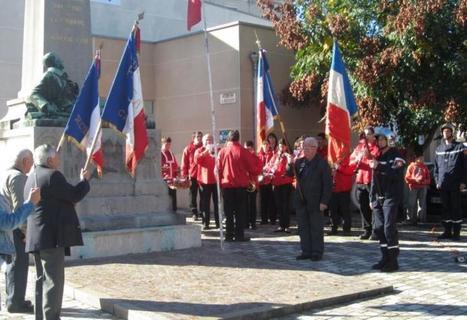 Capdenac-Gare. Le 11-Novembre commémoré - LaDépêche.fr | Collège Voltaire Capdenac Gare | Scoop.it