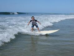 Costa Rica Day 4: Playa Avellana, Zander's First Wave | hibbets.net ... | Costa Rica Surfing | Scoop.it